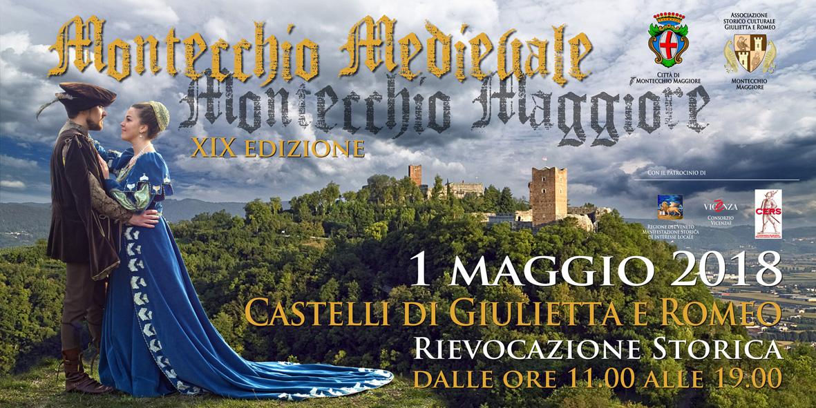 Montecchio Medievale 2018 - La Faida