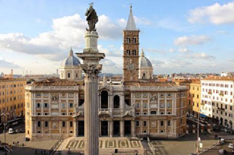Santa Maria Maggiore ed i mosaici della Loggia delle Benedizioni