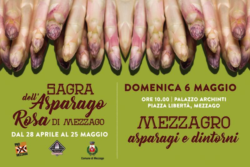 Sagra degli Asparagi - Maggio Mezzaghese 2018