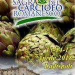68° Sagra del Carciofo di Ladispoli