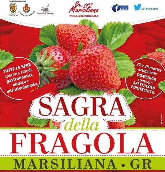Sagra della Fragola - 44^ Ediz. della Sagra di Marsiliana