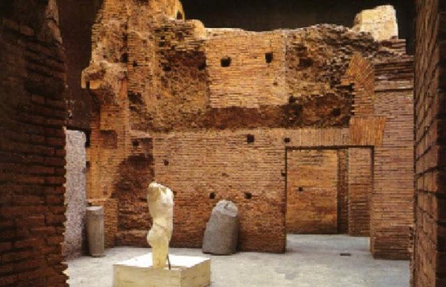 I sotterranei di Piazza Navona: lo Stadio di Domiziano, lo sport e i divertimenti nell'antica Roma