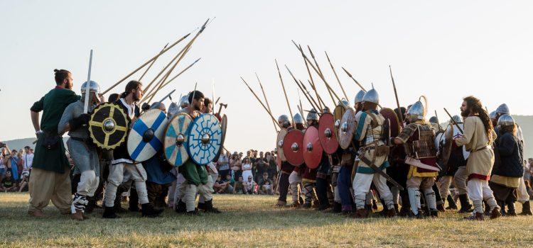 La battaglia di San Michele