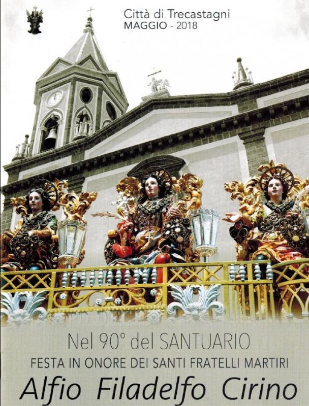 Festa dei Ss. Mm. Alfio, Filadelfo e Cirino