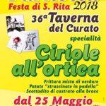 Festa di Santa Rita e Sagra delle Ciriole all'ortica