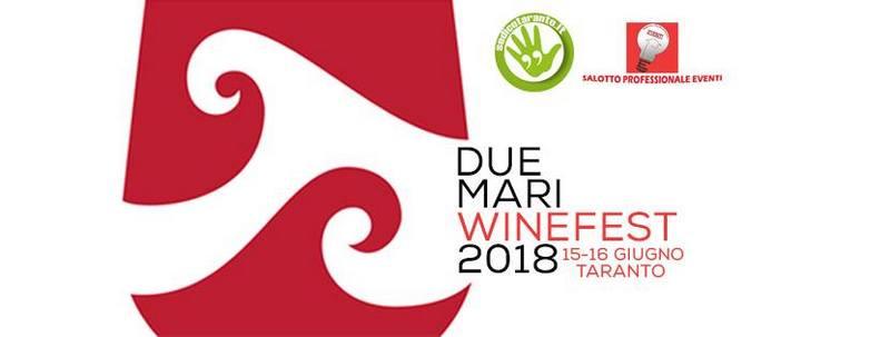 Due MAri WineFest 2018