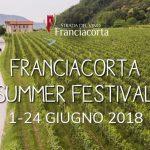 Franciacorta Summer Festival 2018