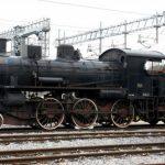 Treno d'epoca a vapore