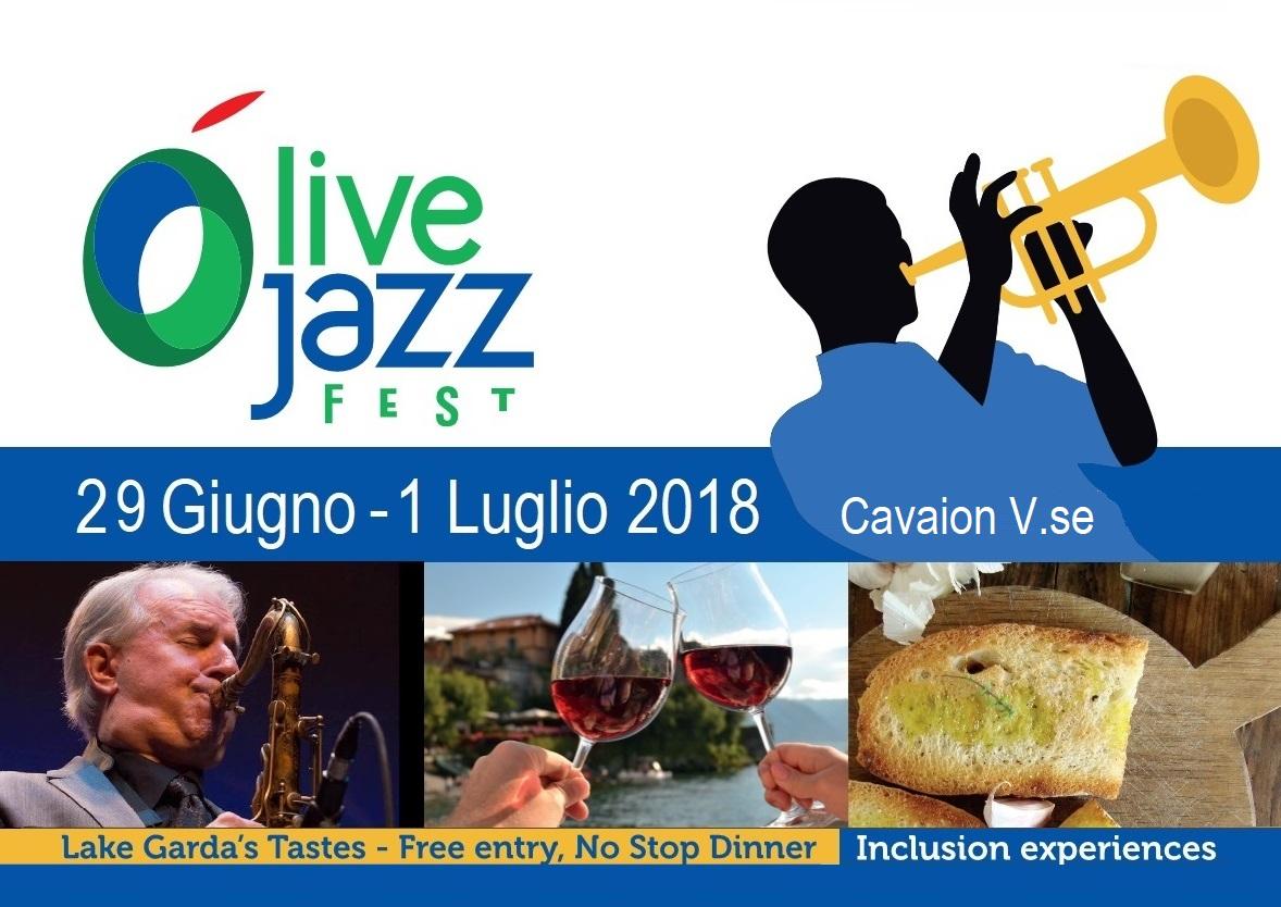 O Live Jazz Fest 2018