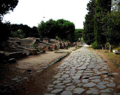 Visita guidata ad Ostia Antica, da Castrum militare a Porto di Roma