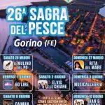 26° Sagra del Pesce di Gorino