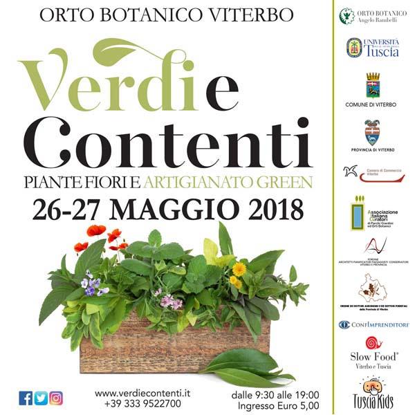 Verdi e Contenti - 2° edizione