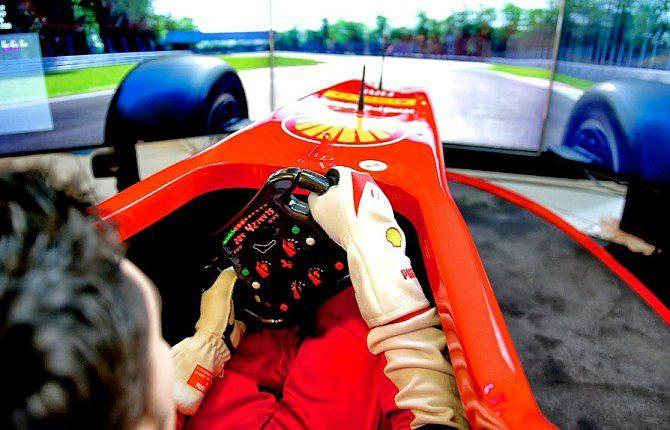 F1 al Belforte di Monfalcone