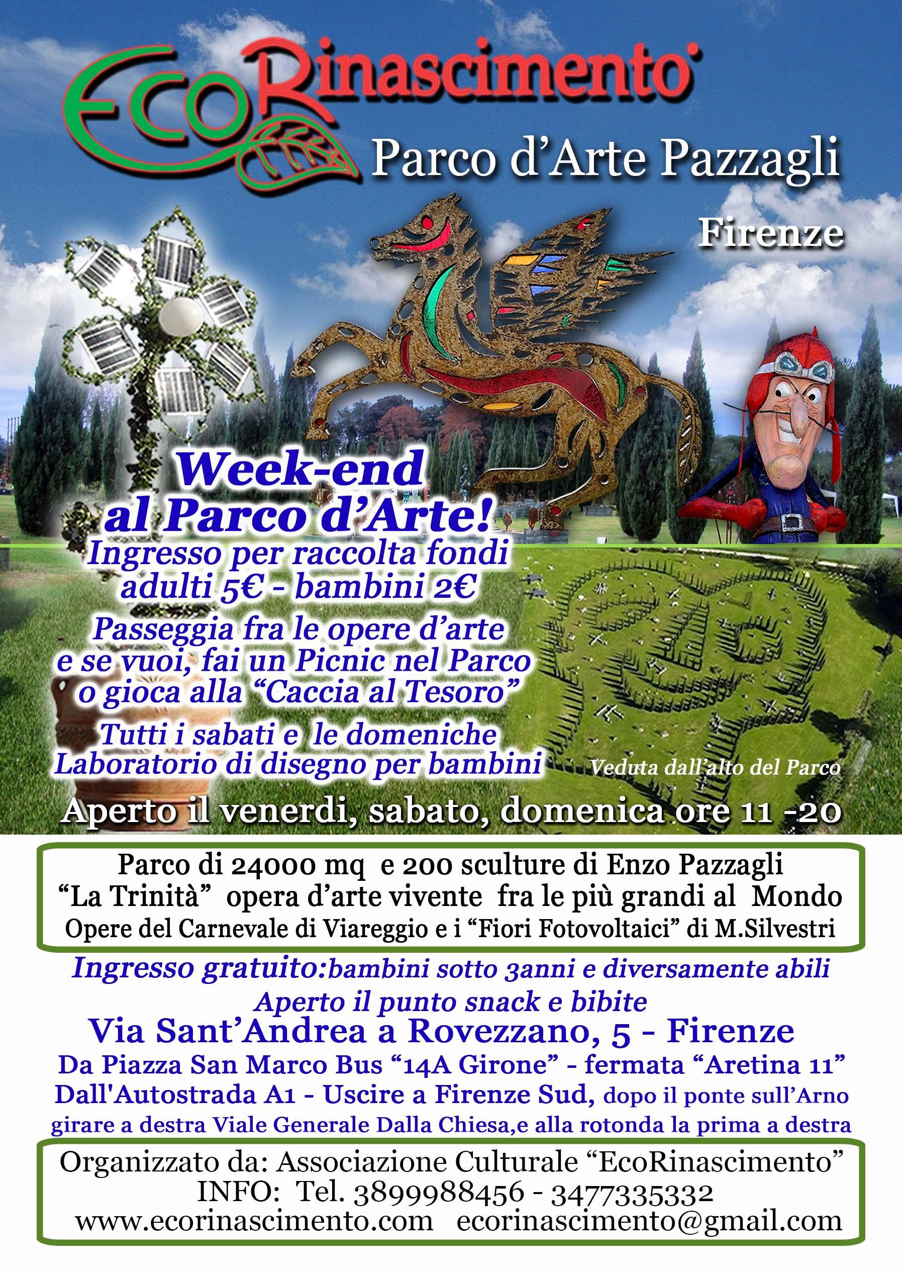 Ecorinascimento - Parco d'Arte Pazzagli