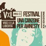 21° ediz Voci per la Libertà – Una Canzone per Amnesty