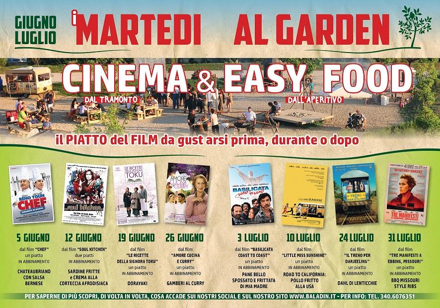 Cinema & Easy Food