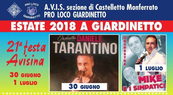 Sagra del Pesce - 21^ Festa Avisiana a Castelletto