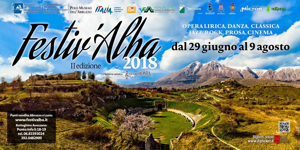 Festiv'Alba 2018