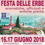 Festa delle Erbe Aromatiche, Officinali e Antiche Piante