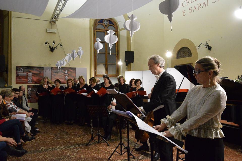 La canzone fiorentina, tra romanza e lied - Camera Musicale Fiorentina
