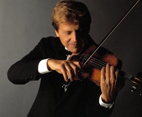Carrara festival 2018 - Concerto di Uto Ughi