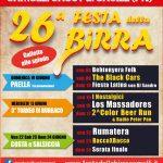 26° Festa della Birra