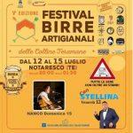 Festival delle Birre artigianali delle Colline Teramane