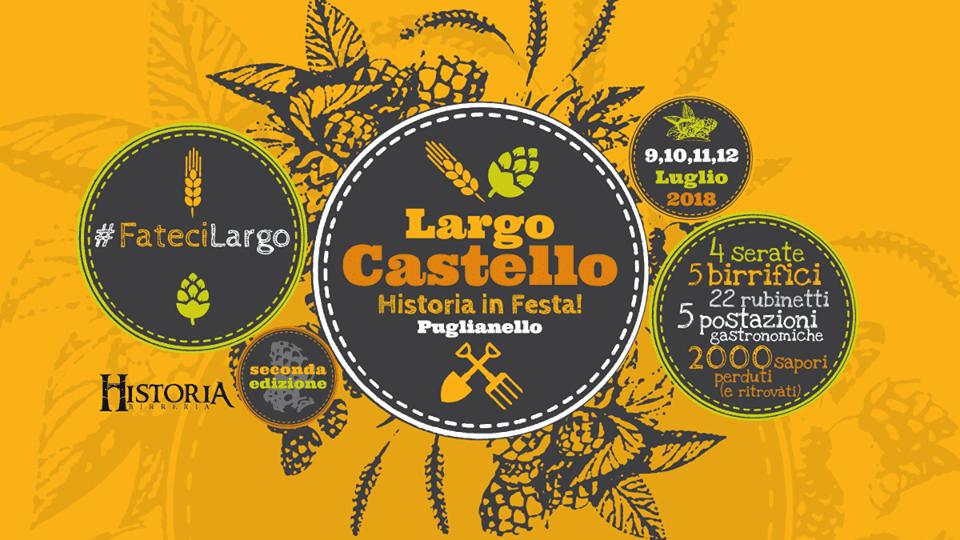 Largo Castello – Historia in Festa