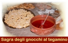 19° Sagra Degli Gnocchi Al Tegamino