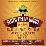 5° Festa della Birra di Latignano