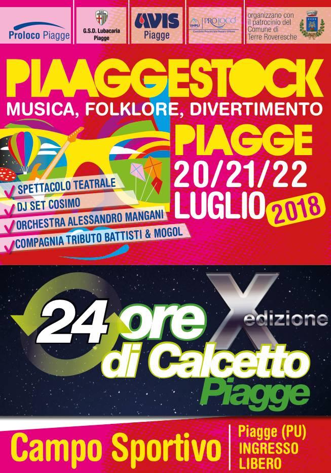 Piaaggestock 2018