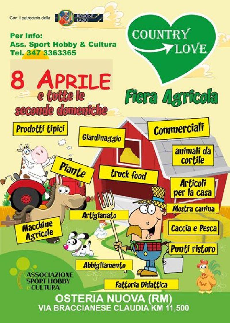 Country Love - Fiera Agricola di Osteria Nuova