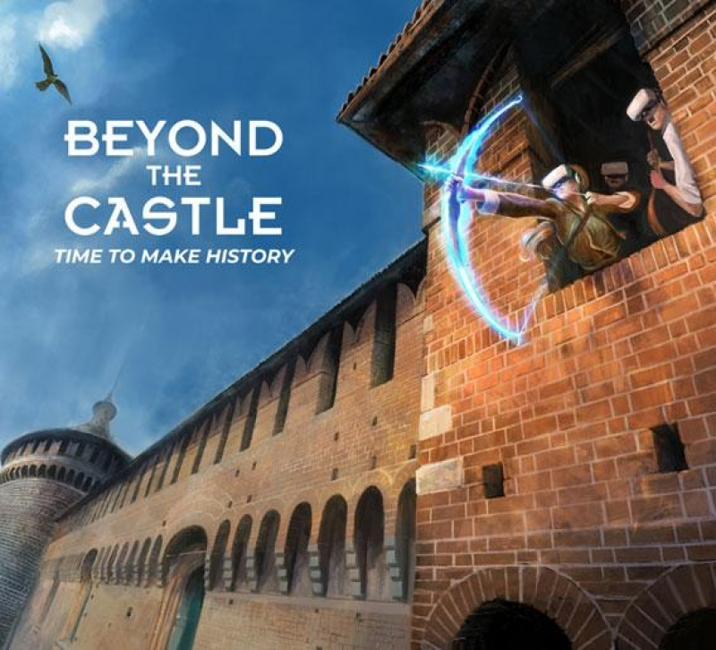 Beyond The Castle - Milano 2018