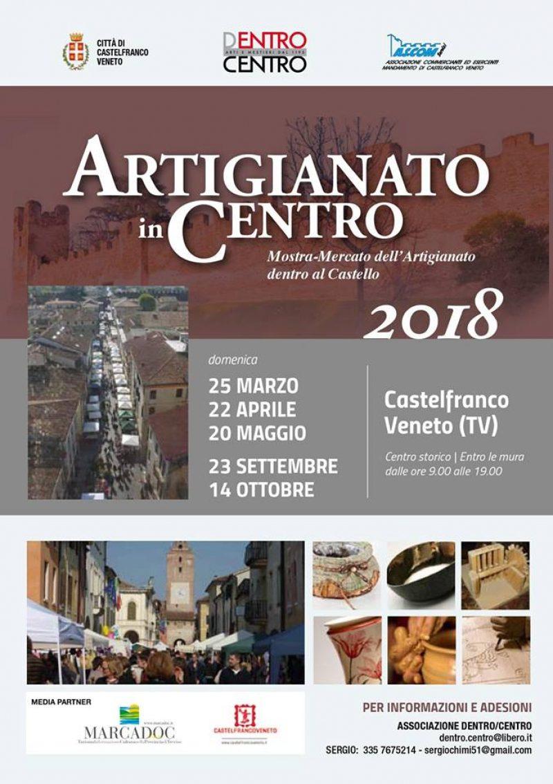 Mostra Mercato dell'Artigianato dentro al Castello