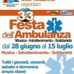 33° Festa dell'Ambulanza di Mazzano