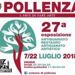 """27° ediz. """"Pollenza - L'Arte di Fare l'Arte"""""""
