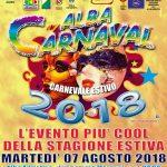 21° Alba Carnaval - Il Carnevale Estivo di Alba Adriatica